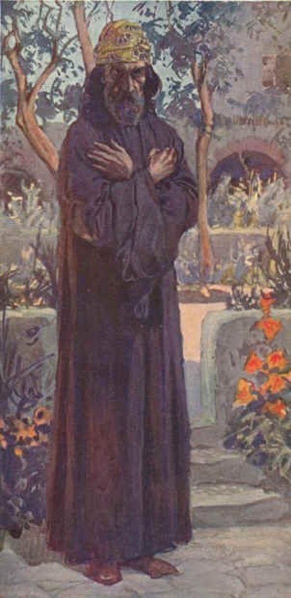 The Prophet Joel, James Tissot (1836-1902)