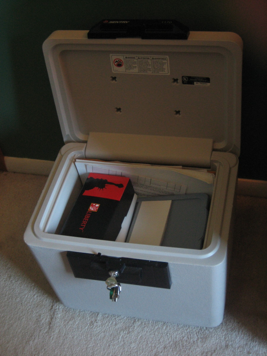 The Best Document Firebox Amp Home Security Safes Hubpages