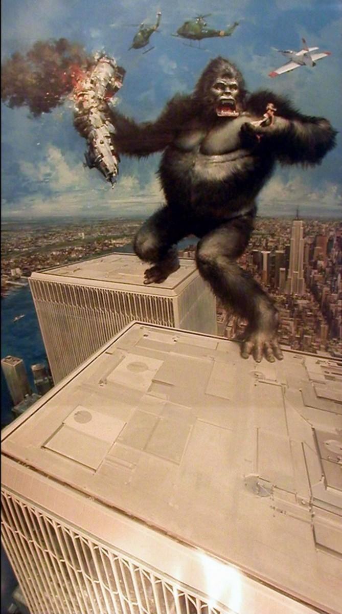 King Kong - Art by John Berkey