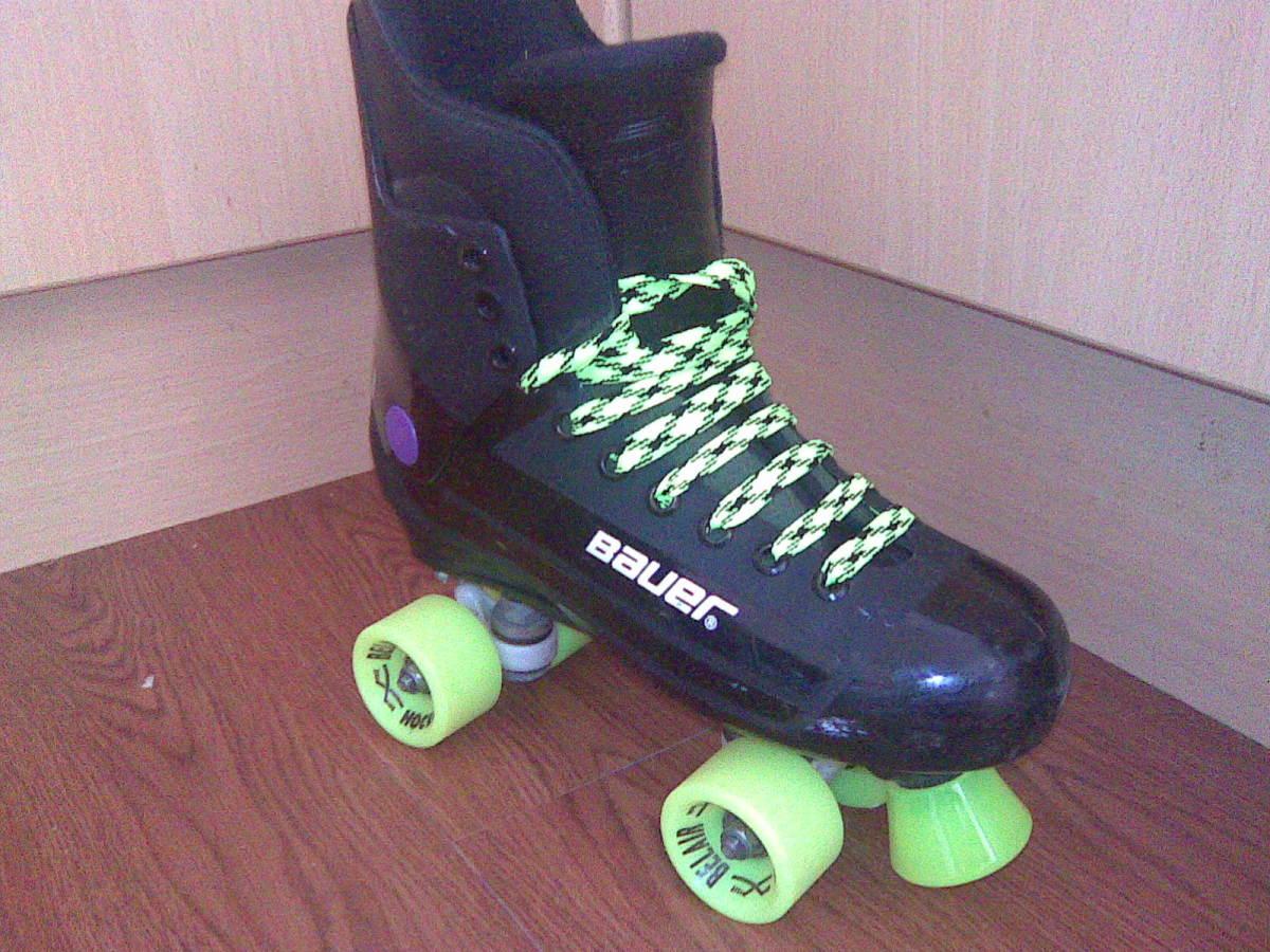 Ventro Pro Turbo Roller Skate Wheels Set of 4 or 8 Optional Bearings /& Stoppers