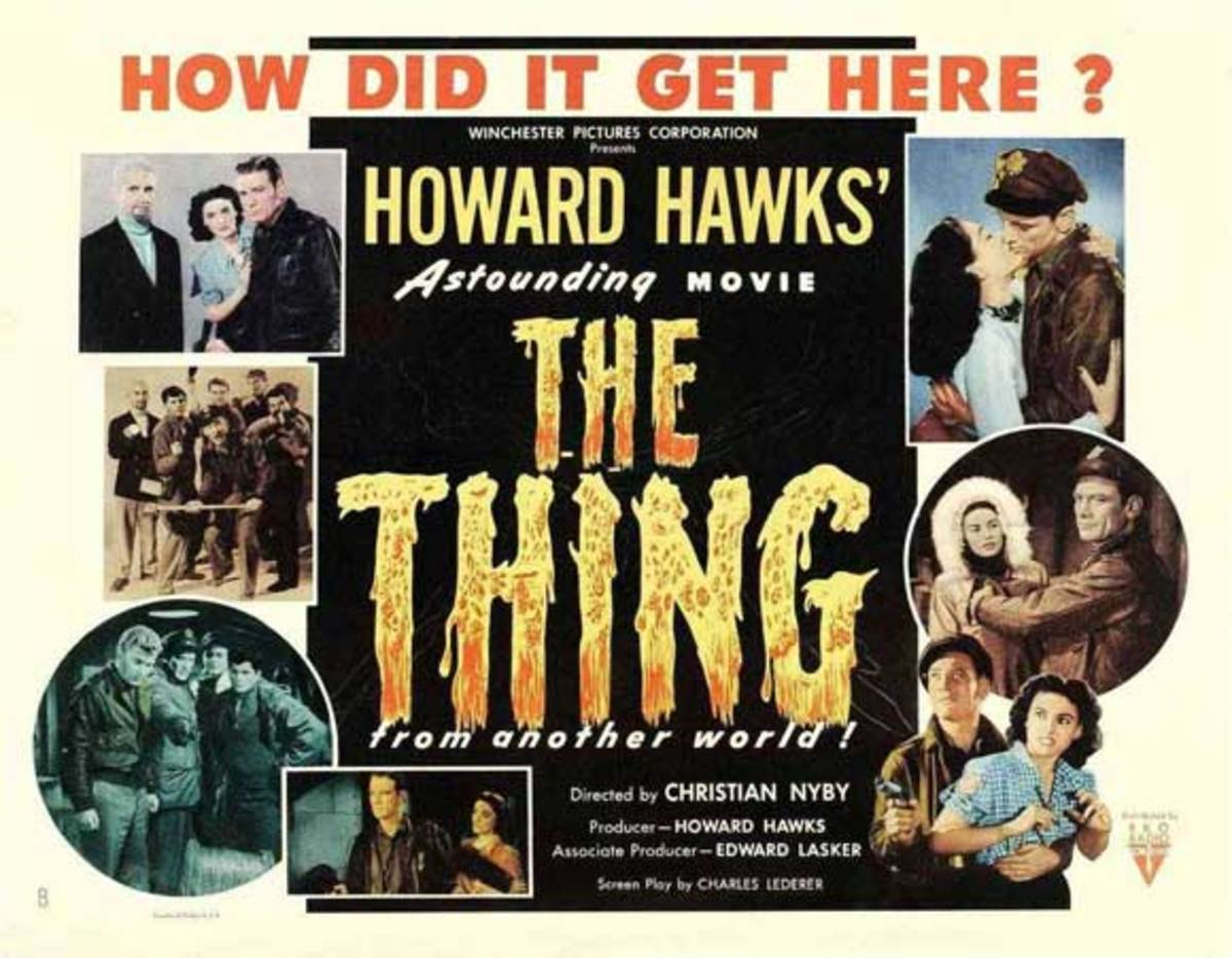The Thing From Another World (1951) - Who Goes There?