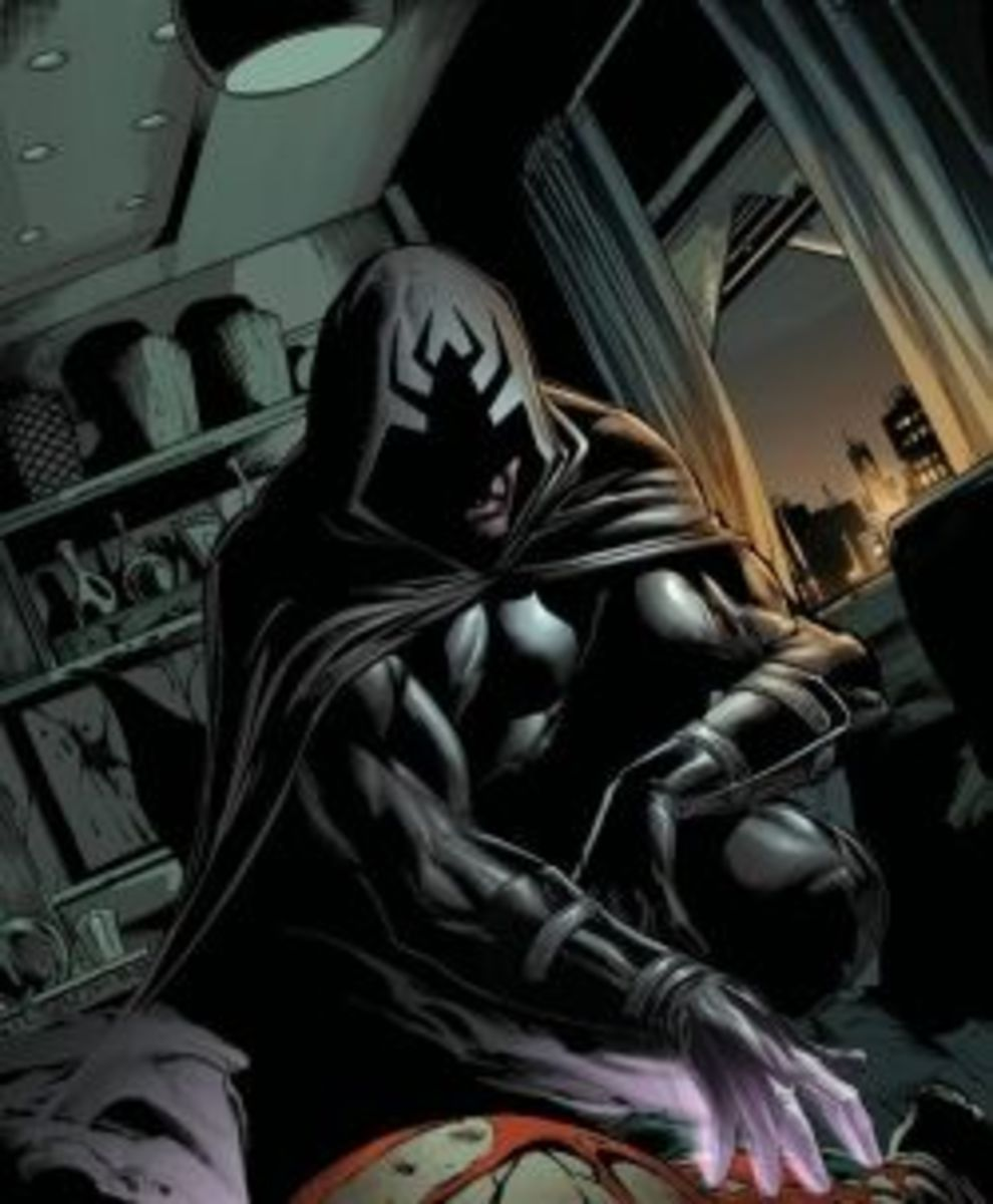 Superheroes of the Darkness | HubPages