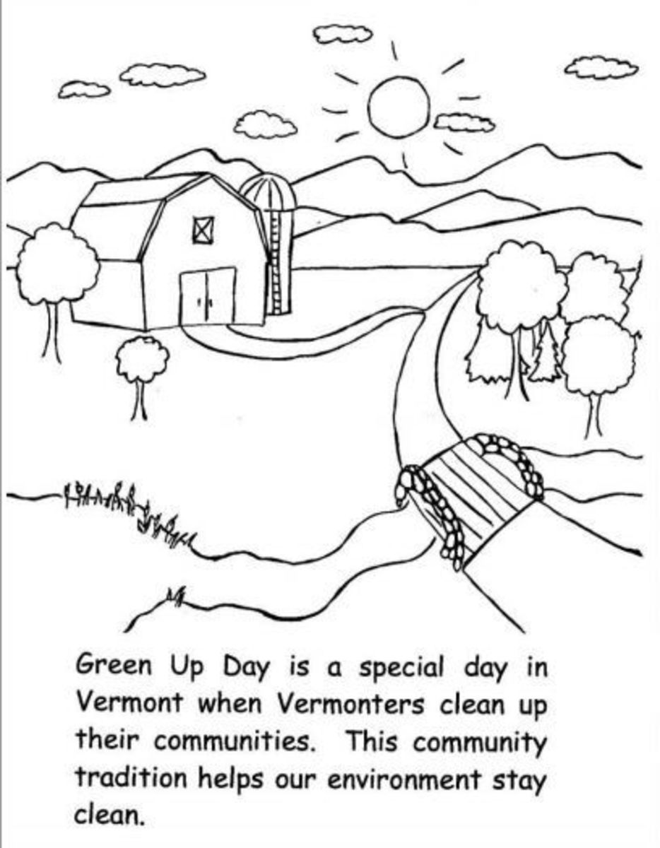 Vermont's Green Up Day is a mini Earth Day