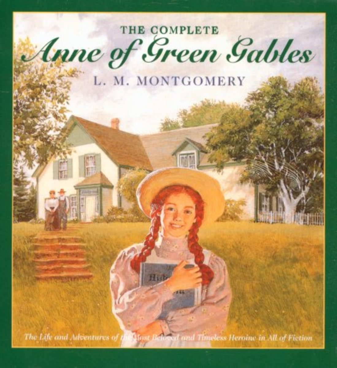 Anne of Green Gables Unit Study