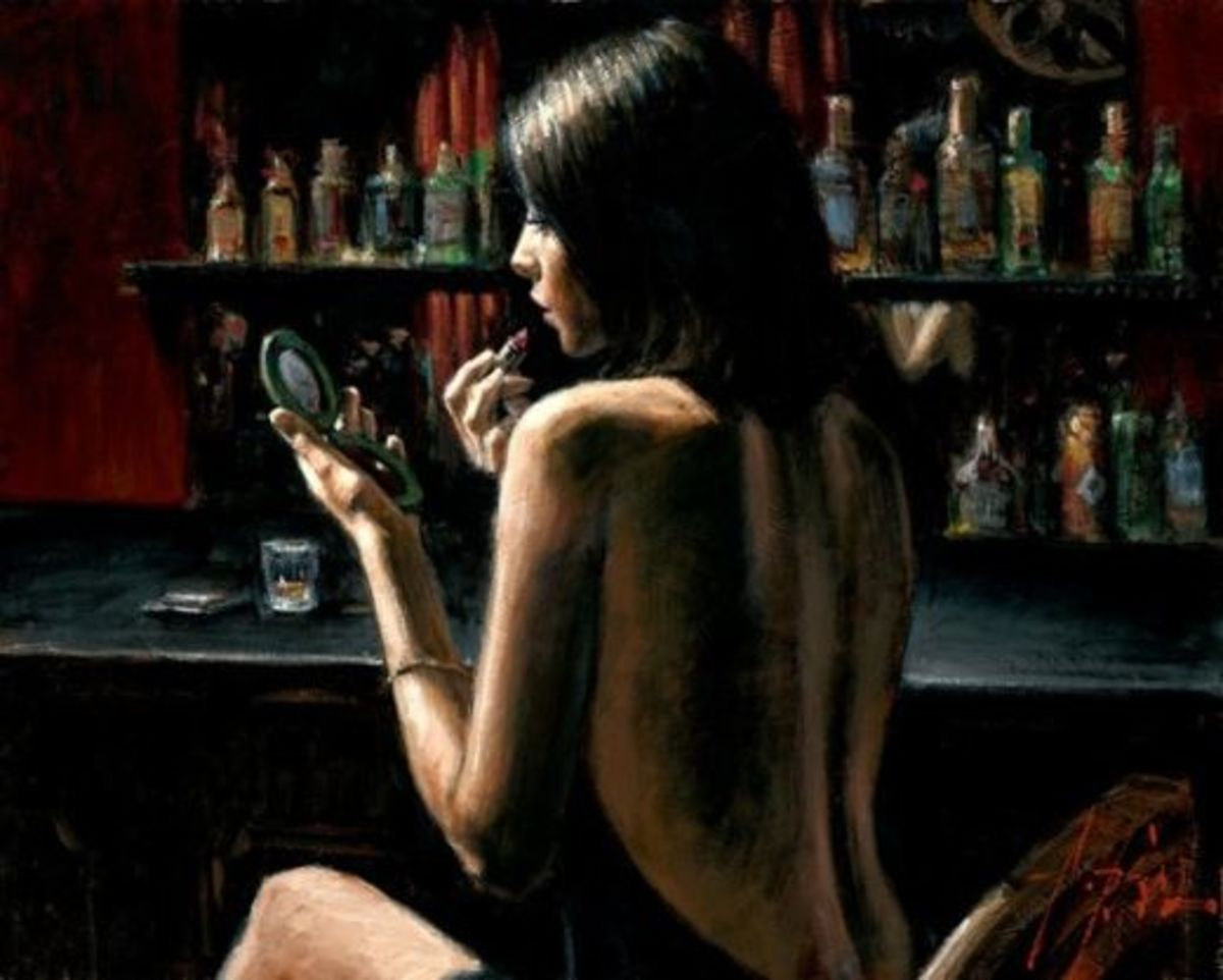 The Art of Fabian Perez