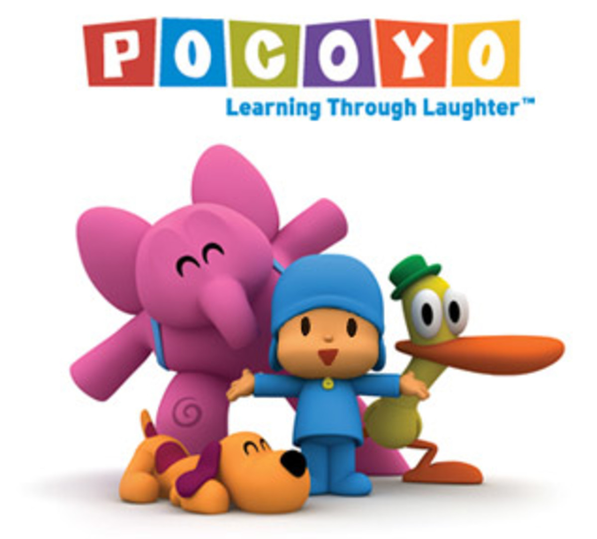 Having Fun with Free Pocoyo Coloring Pages