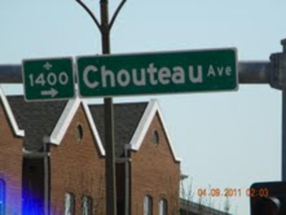 Where Ricky lived.