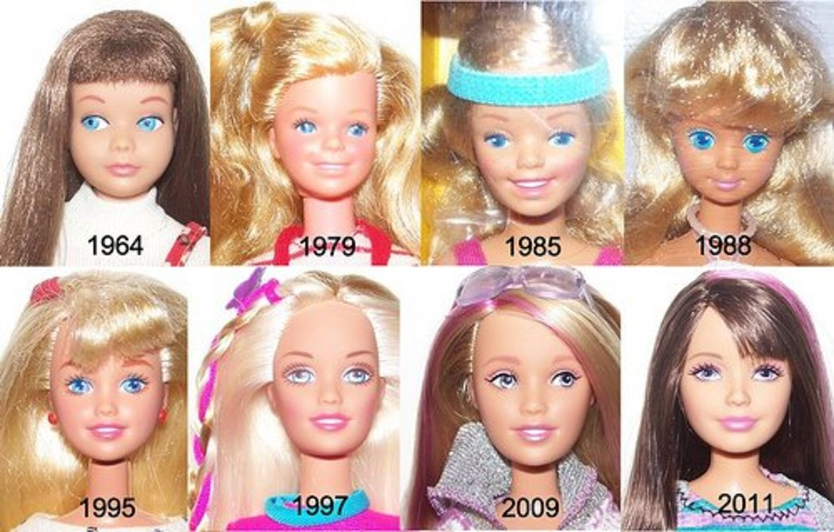What Happened to Barbie's Little Sister Skipper? Plus, a Barbie Time Line for All Fans