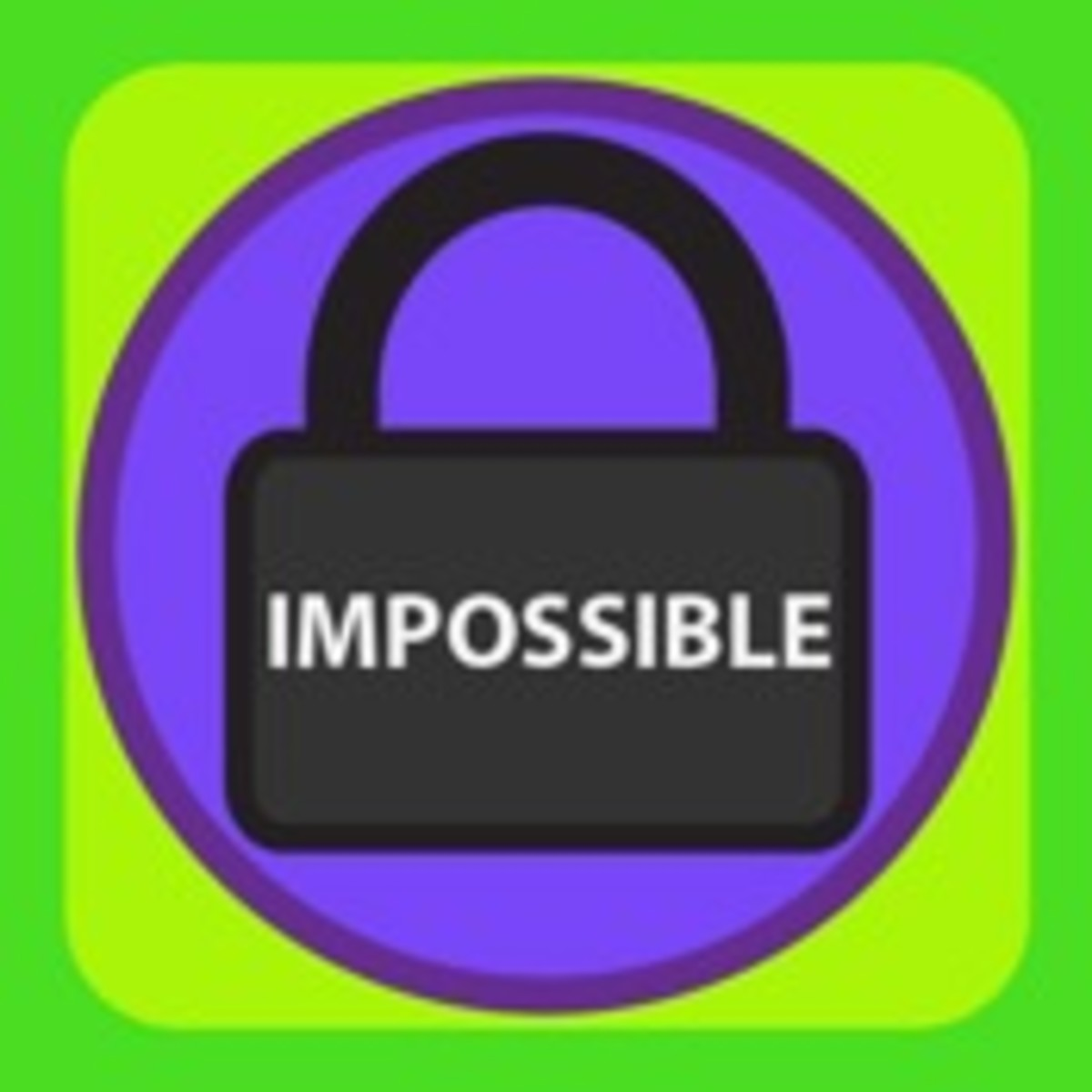 The Impossible Test iPhone App Answer Sheet - Tips, Answers & Cheats