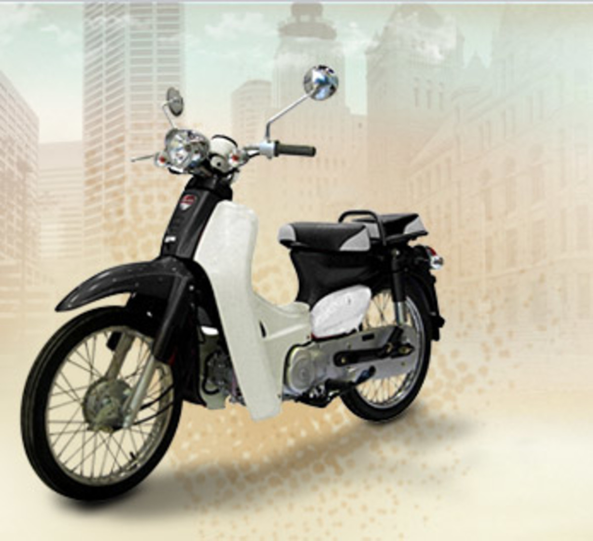 SYM Symba 101cc Scooter Review