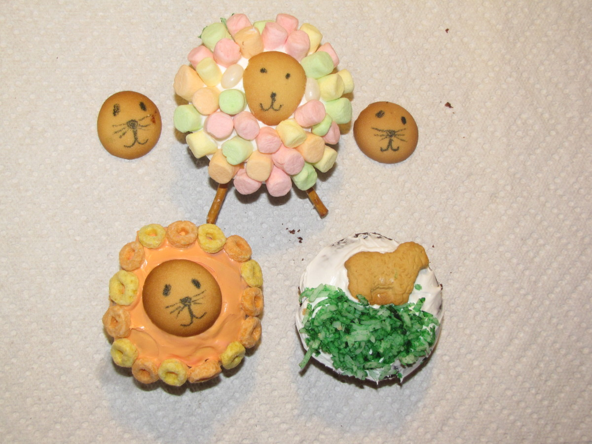 Free edible crafts for small kids for vacation bible for Vacation bible school crafts for adults