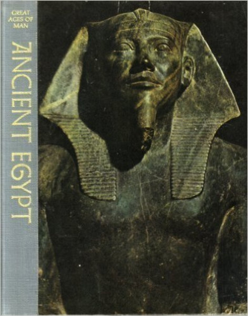 Great Ages of Man: Ancient Egypt by Lionel Casson