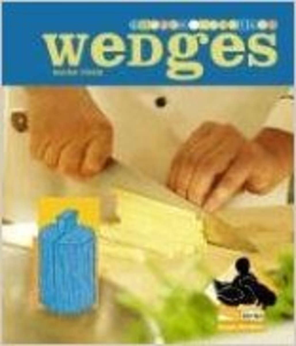 Wedges by Sarah Tieck