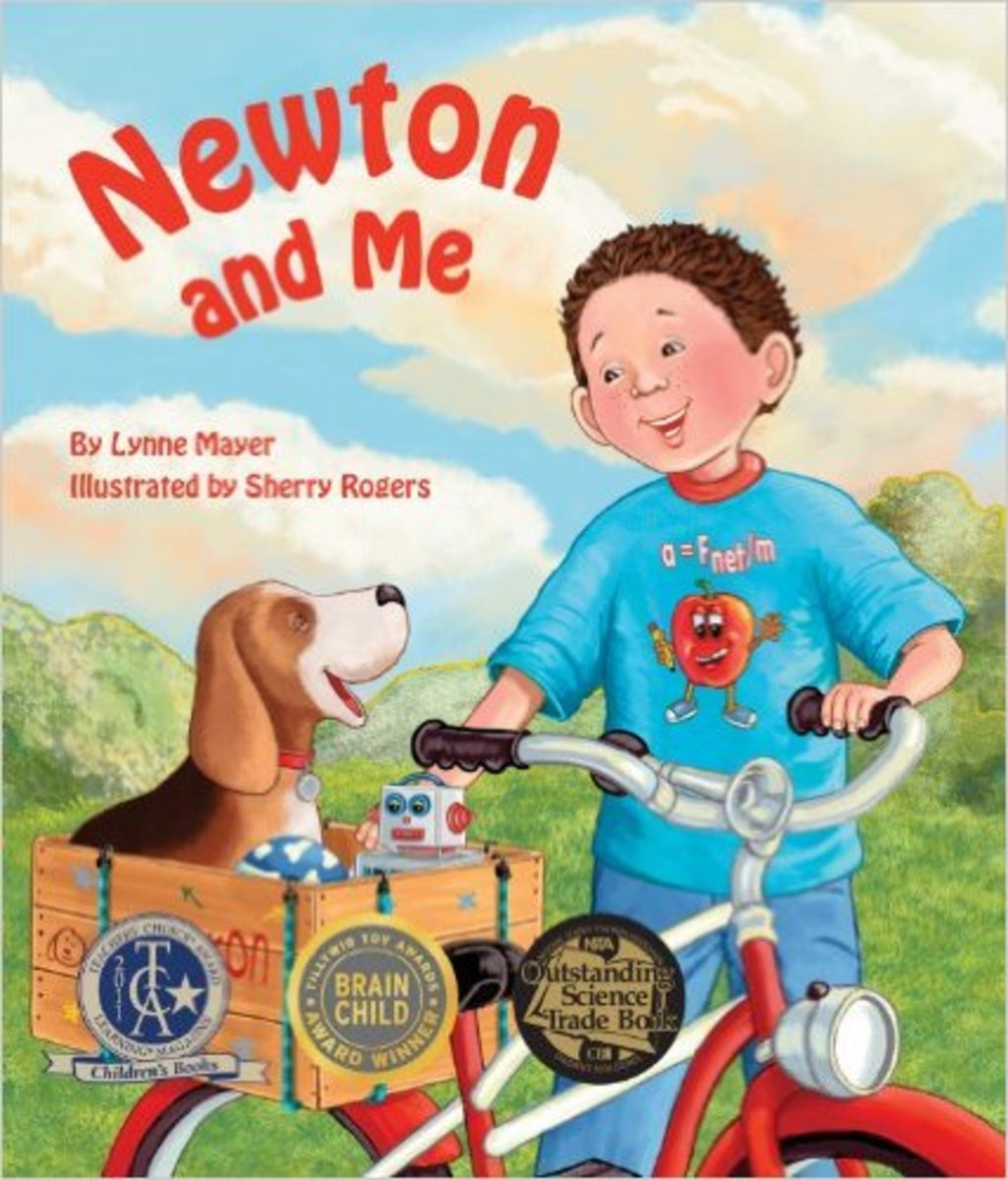 Newton and Me by Lynne Mayer