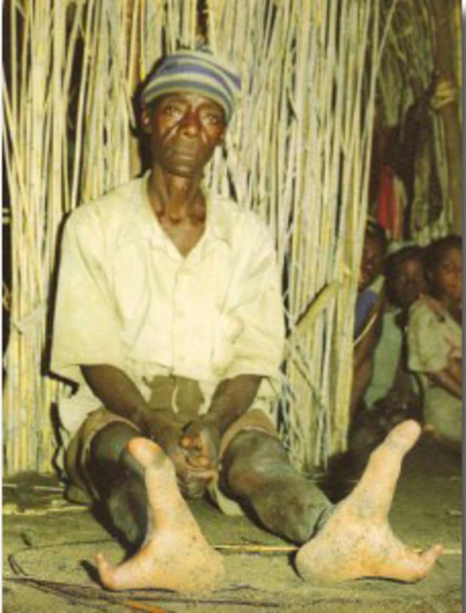 Doma Tribesman