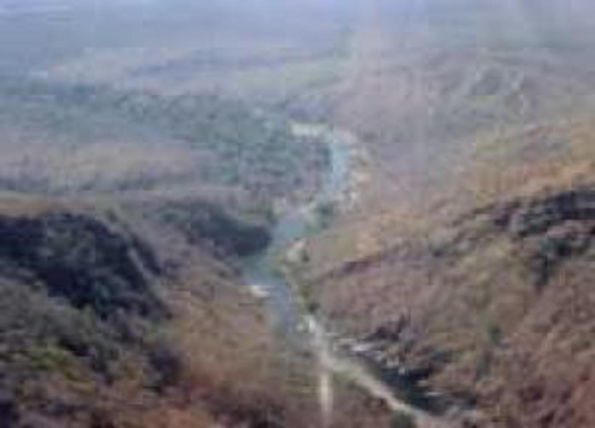 View from the Chiruwa Hills
