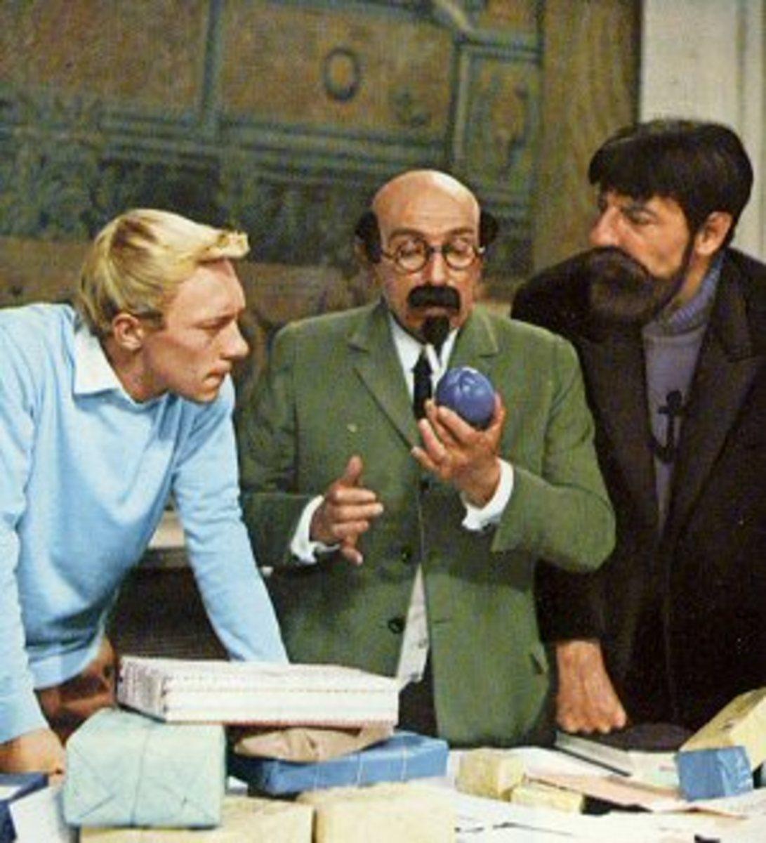Tintin on film