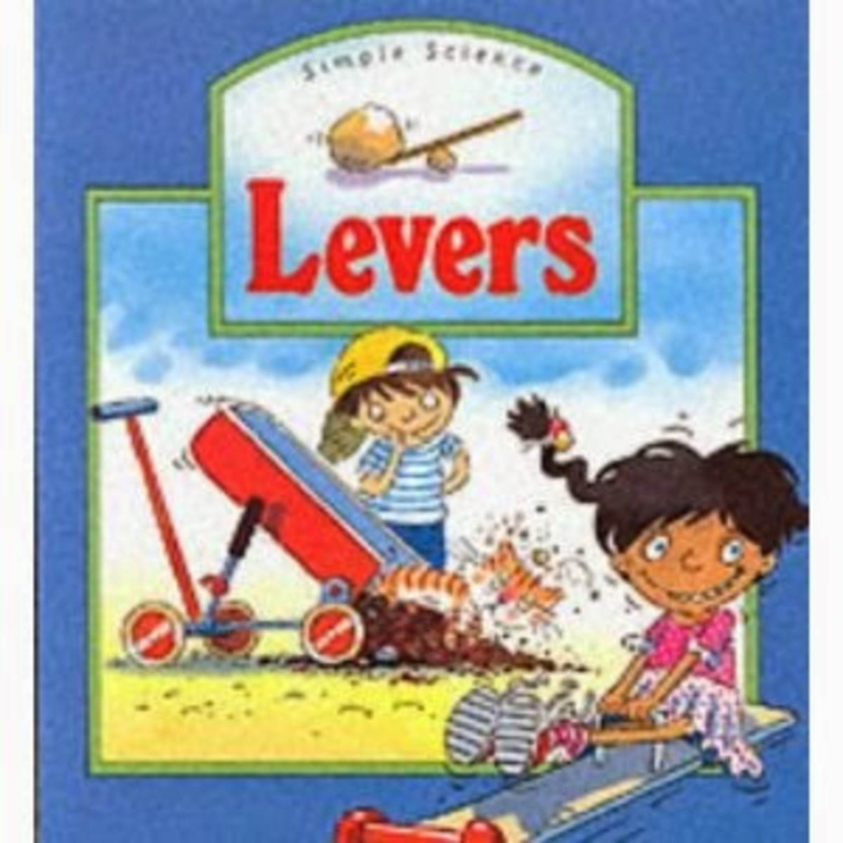 Levers by Caroline Rush