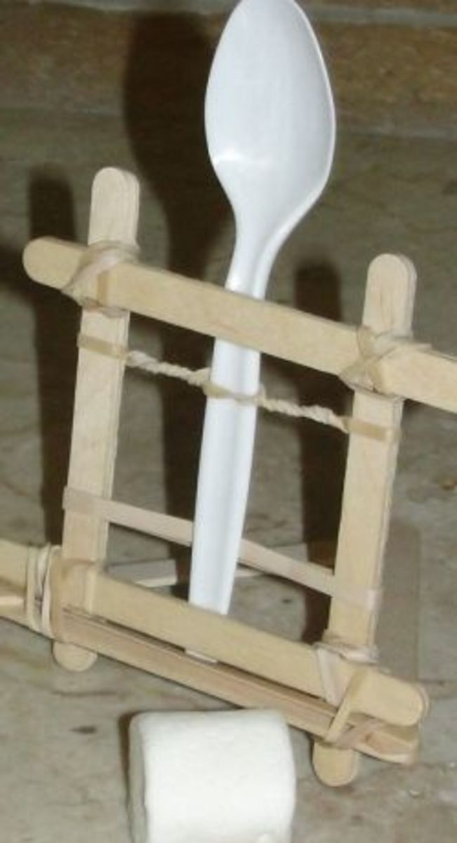 Lever and Screw Simple Machines Lesson