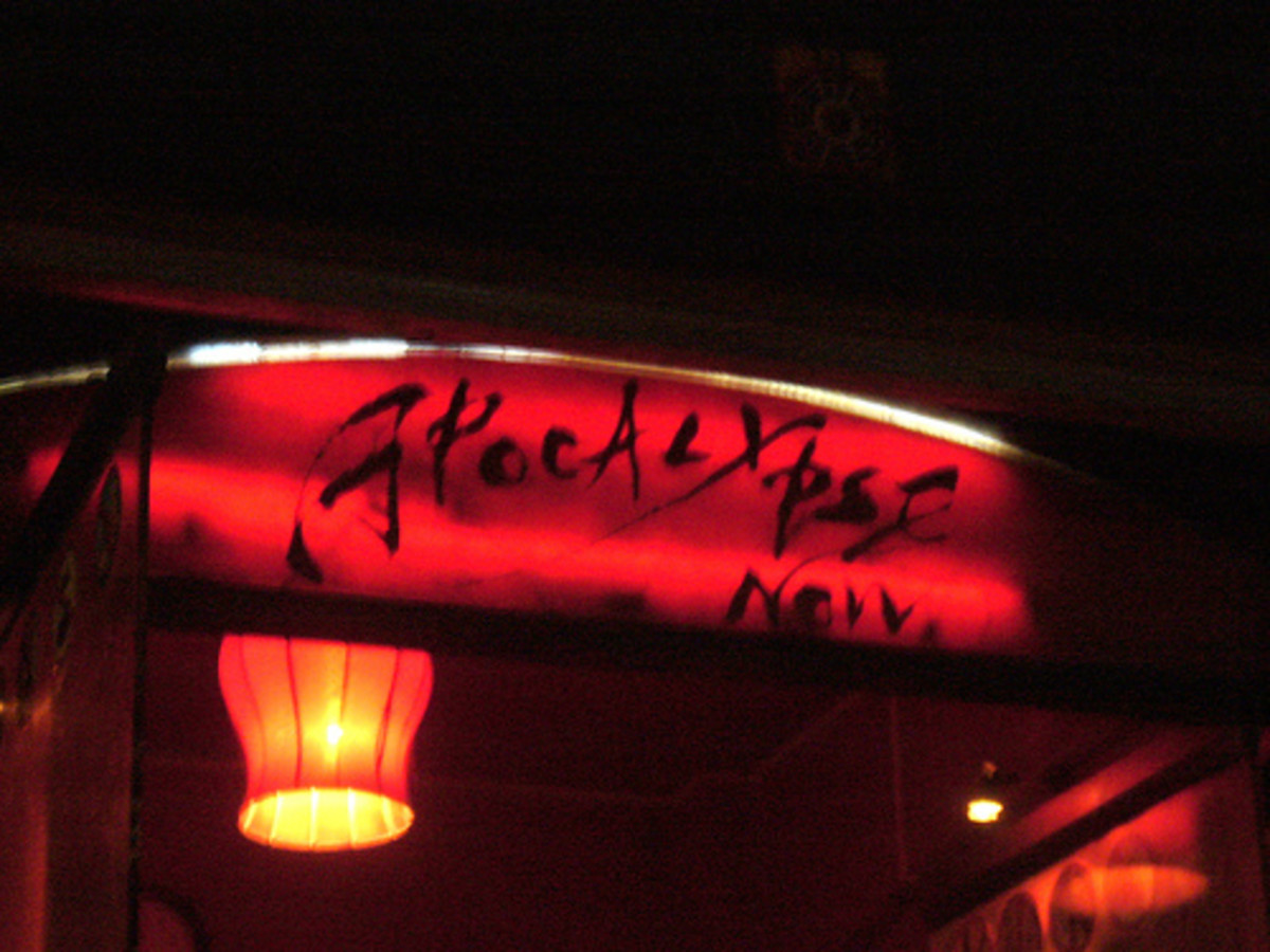 Apocalypse Now, The Infamous Nightclub In Ho Chi Minh City (Saigon)