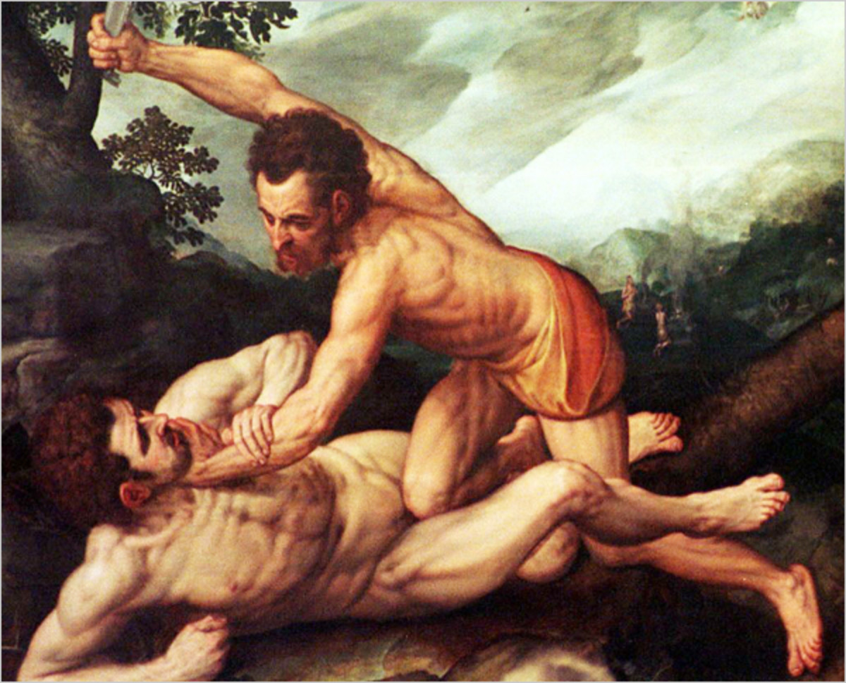 Bible Facts:The Acts of 26 Wicked Men in the Old Testament
