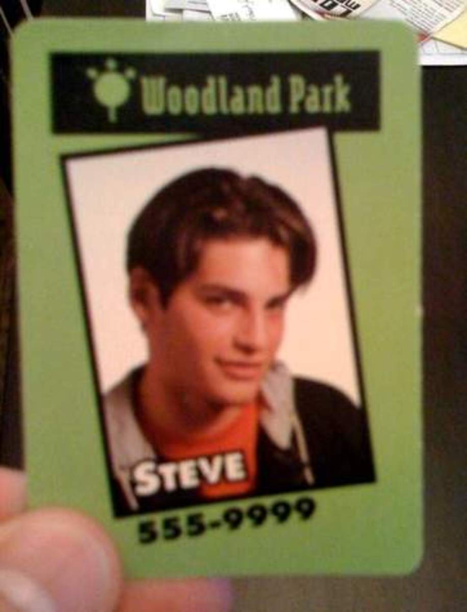 """Steve was the """"hot"""" one."""