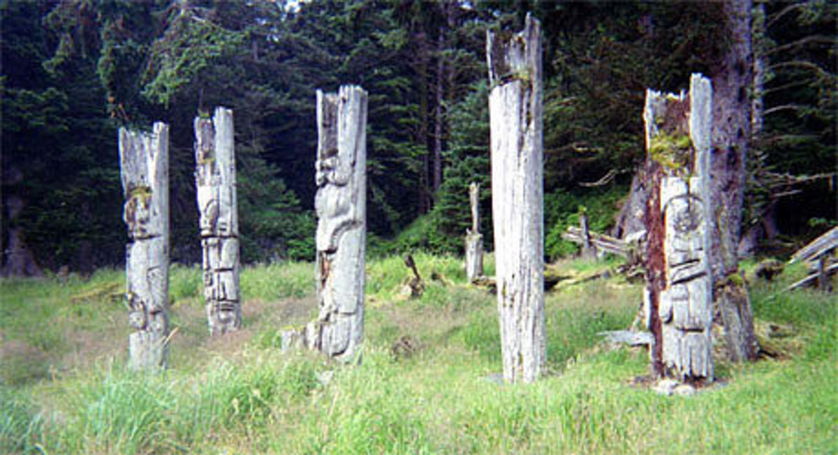 Mortuary Poles