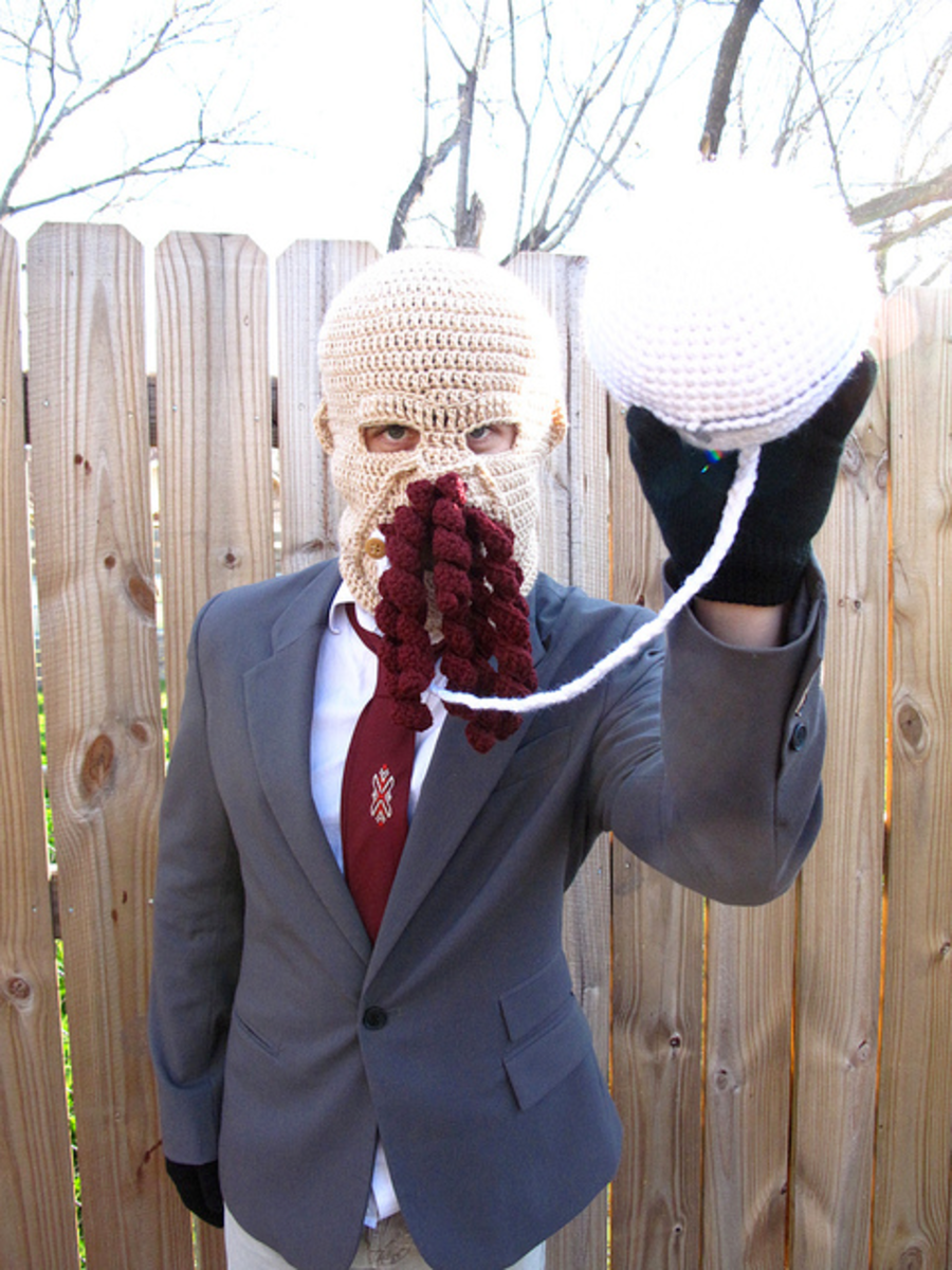 Awesome Doctor who ood mask!