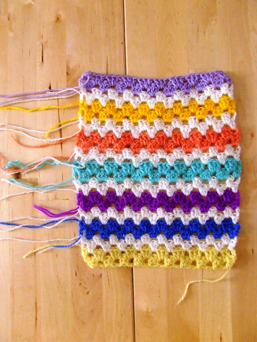 ... Beginners Learn How To Crochet Fun Craft Tutorials & Projects