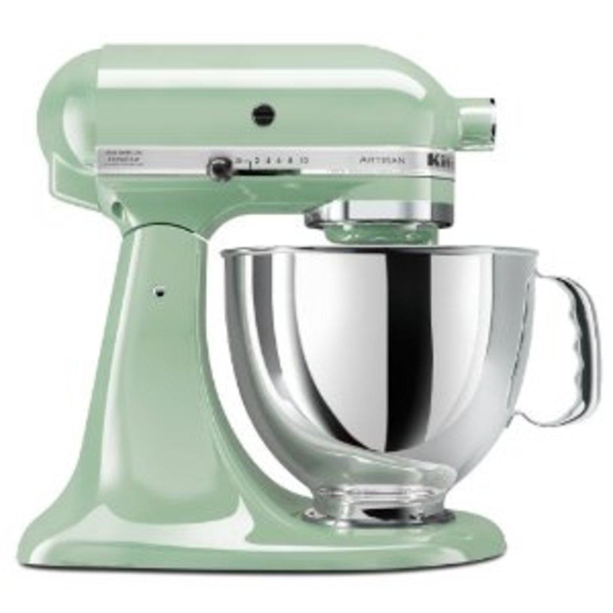 Vintage Inspired KitchenAid mixer
