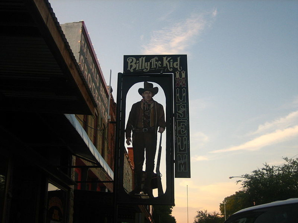 In A Blaze of Glory:  Billy the Kid, Criminal or Misunderstood Hero?