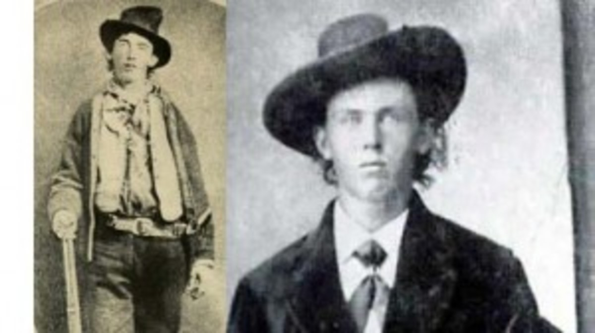 One proven Picture of Billy the Kid, And Another Supposed Picture