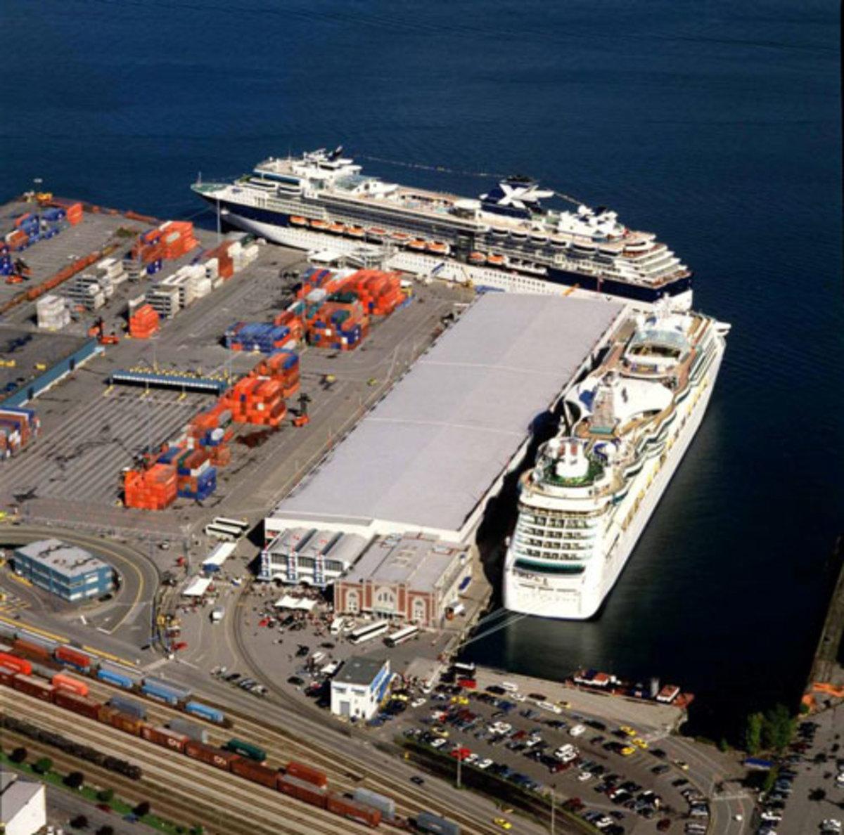 Ballantyne Cruise Terminal