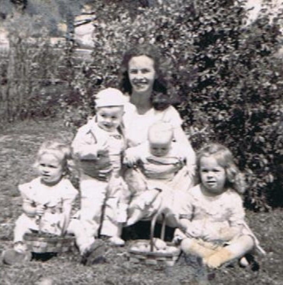 My mother  My Ashley Judd Mistake