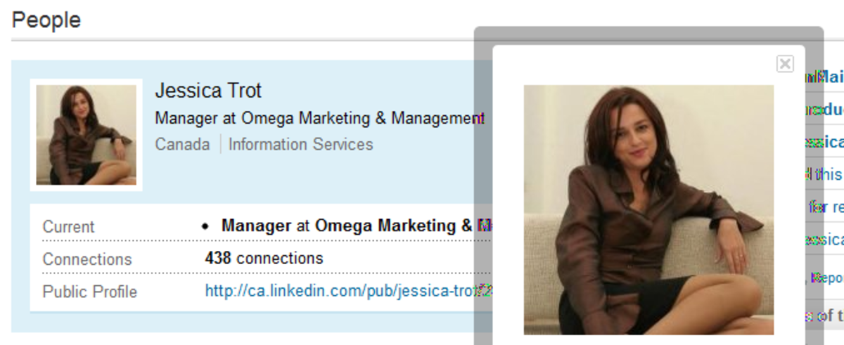 How to Spot Fake Profiles on Linkedin, Fake Pictures, False Names, Bogu Employees (Most Beautiful? Fakes)