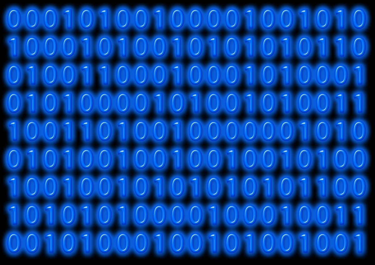 The backbone supporting everything we are able to do with our computers is binary code