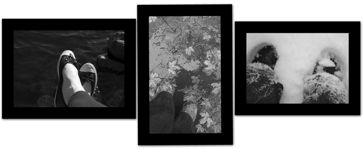 Photo Project Feet