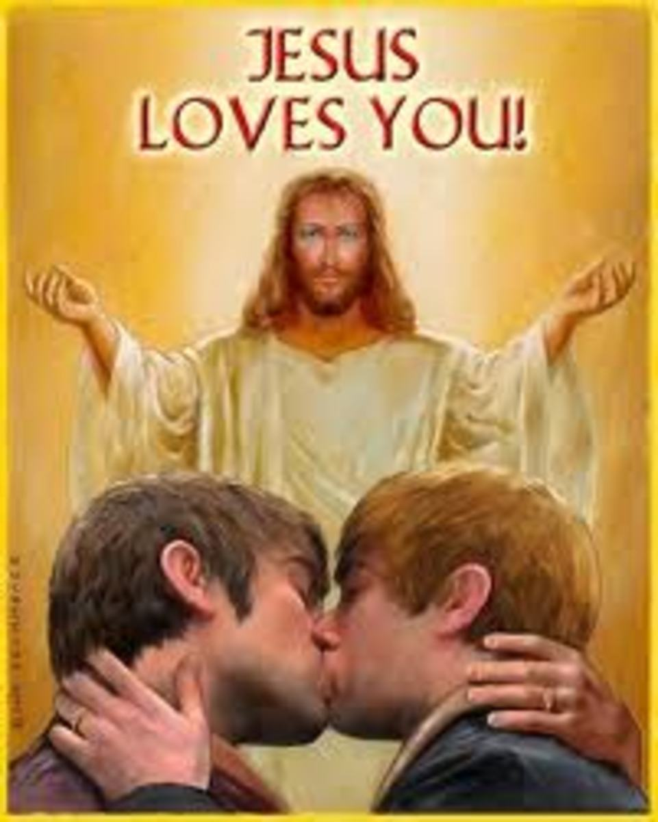 How Jesus, and The Bible did affirm, not condemn homosexuality. Gay biblical heroes. David and Jonathan