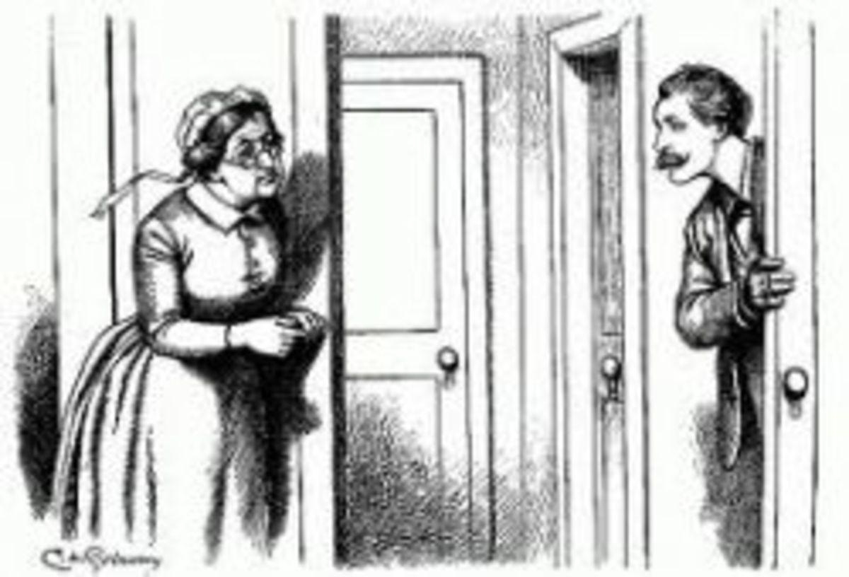 farces love doors