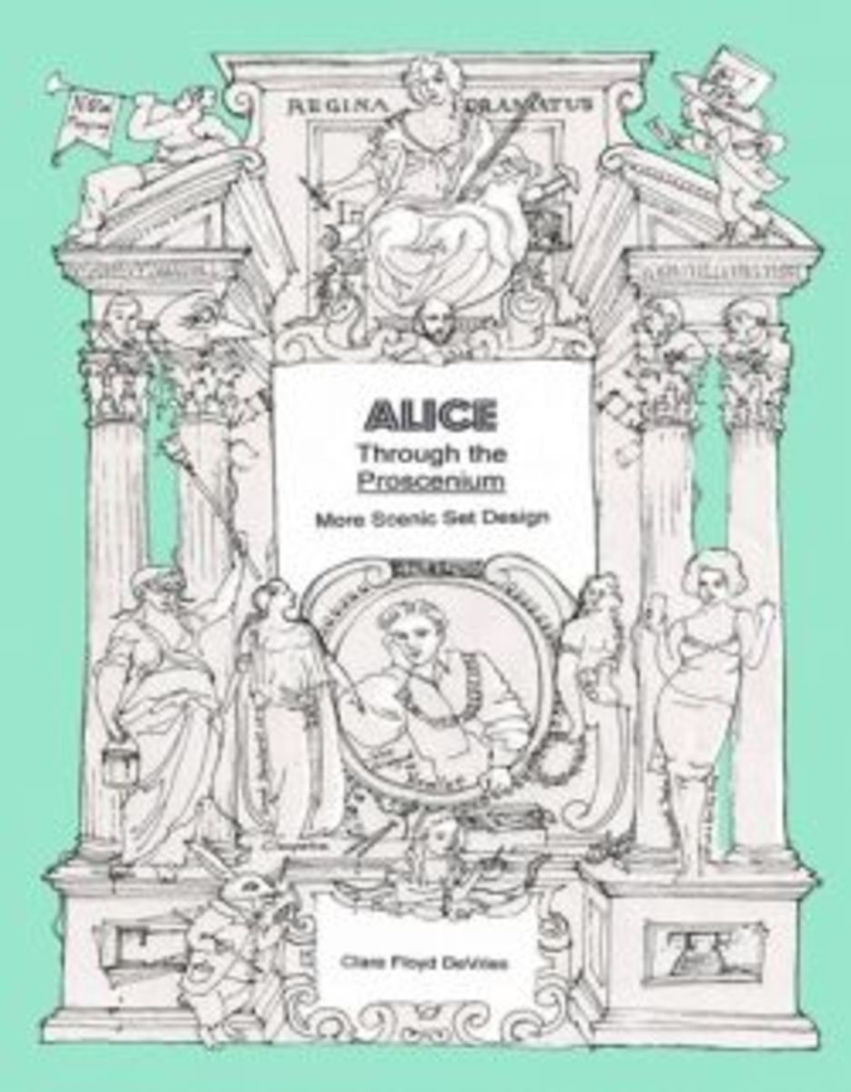 Alice Through the Proscenium