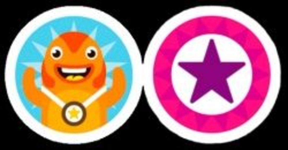 Squidoo Lens of the Day and Purple Star awards