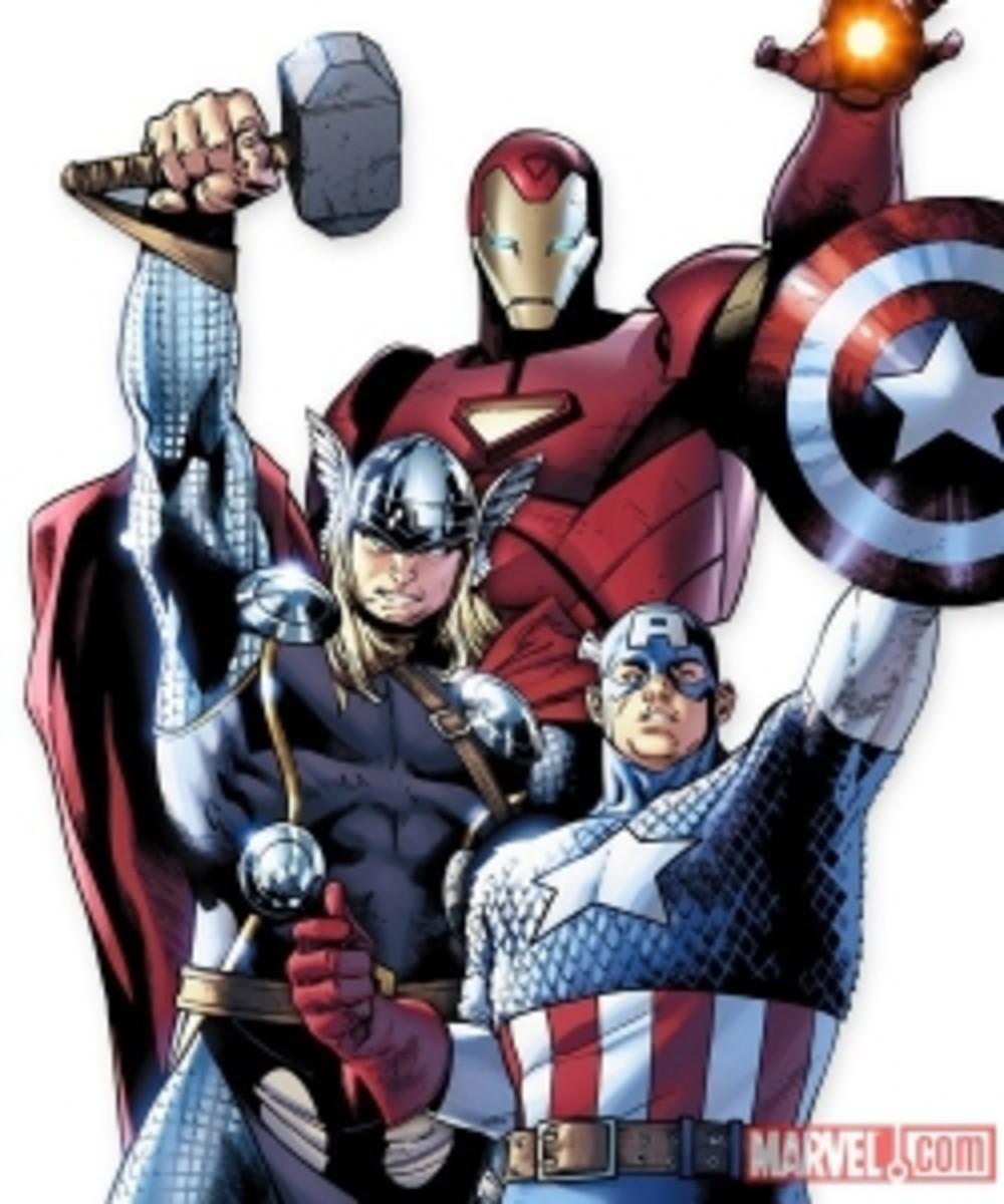 Read Avengers Comics Online Free