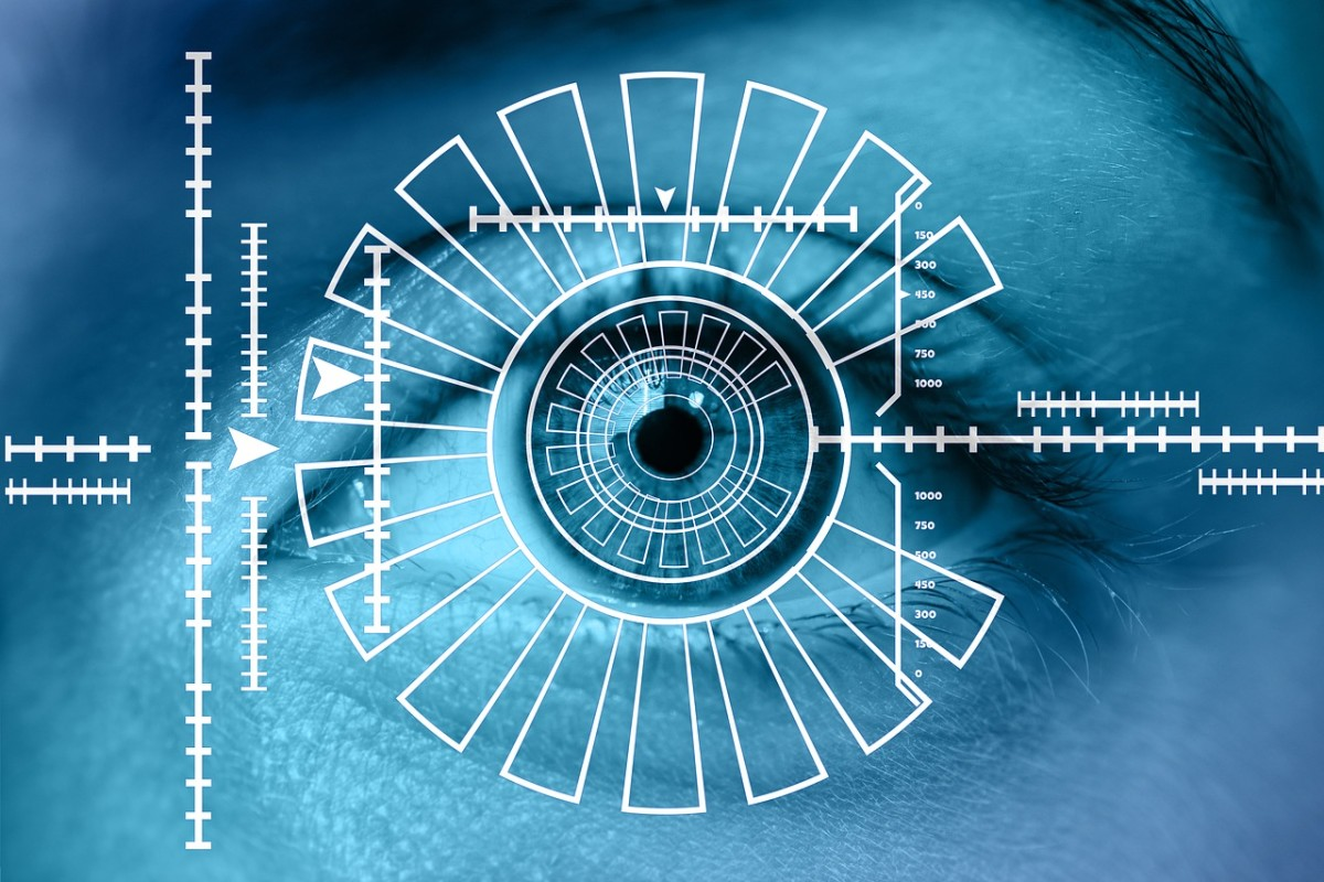 The retinal scan first appeared in science fiction literature. Today, it is a reality.