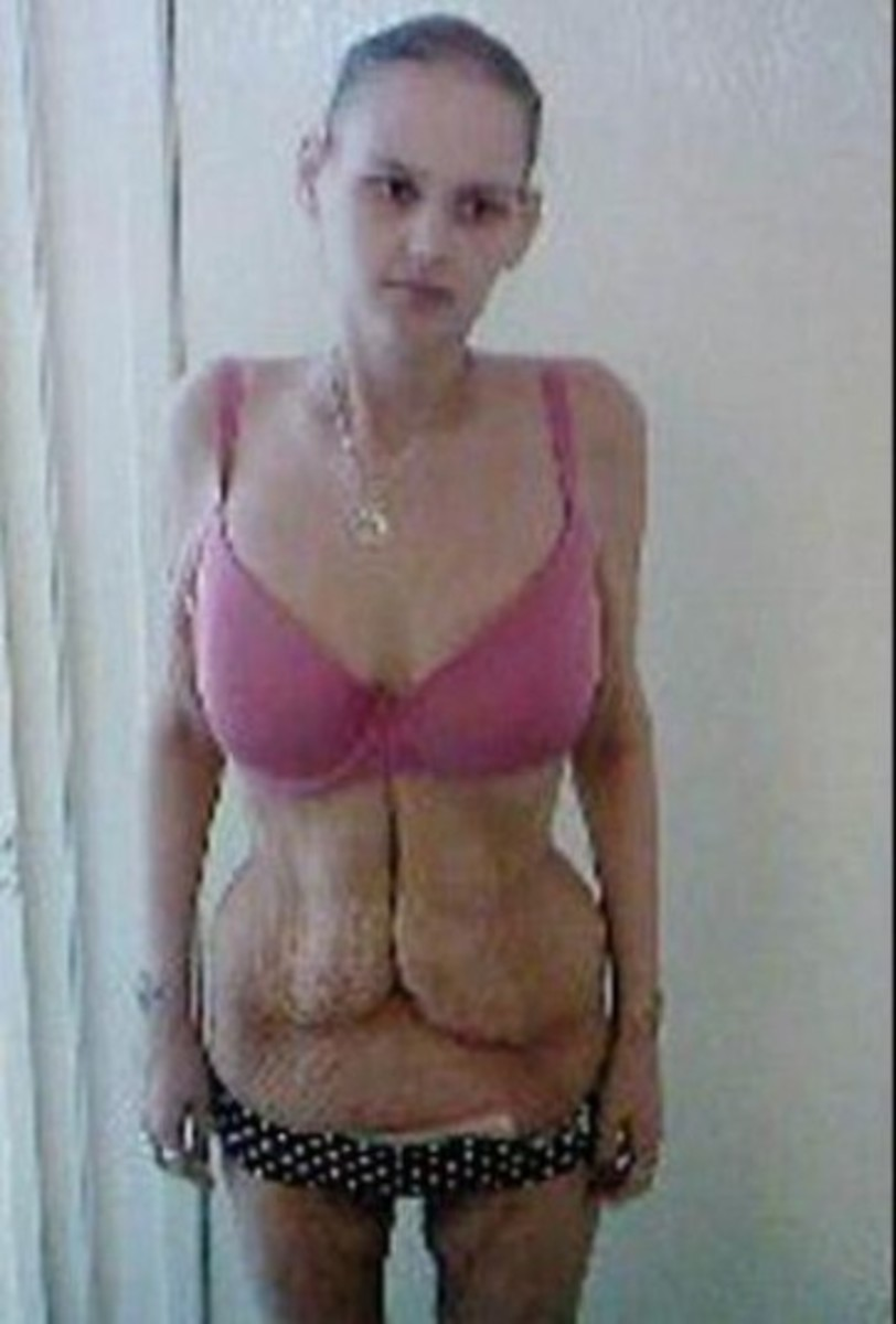 Malissa Jones, undressed