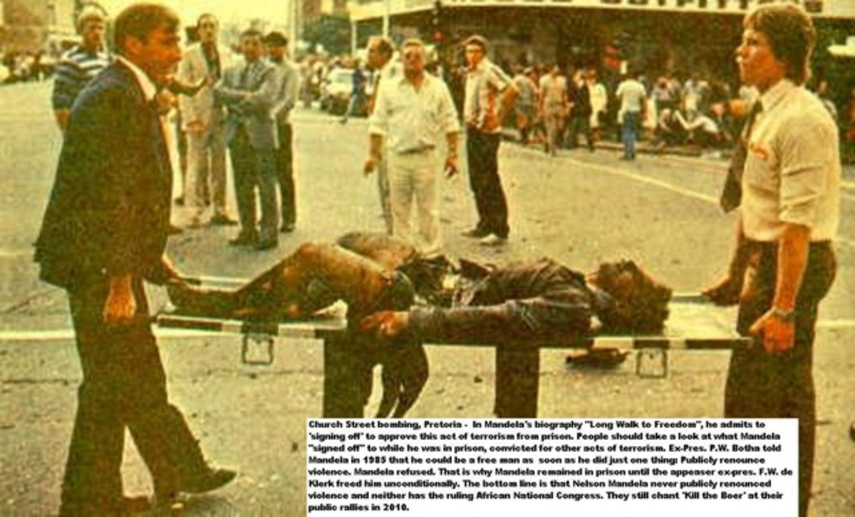 Remembering the car bomb on church square in May 1983