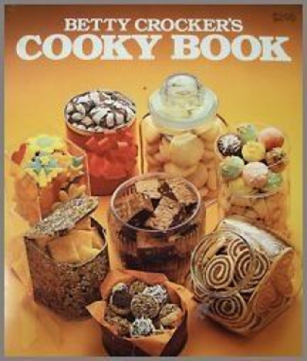vintage Betty Crocker