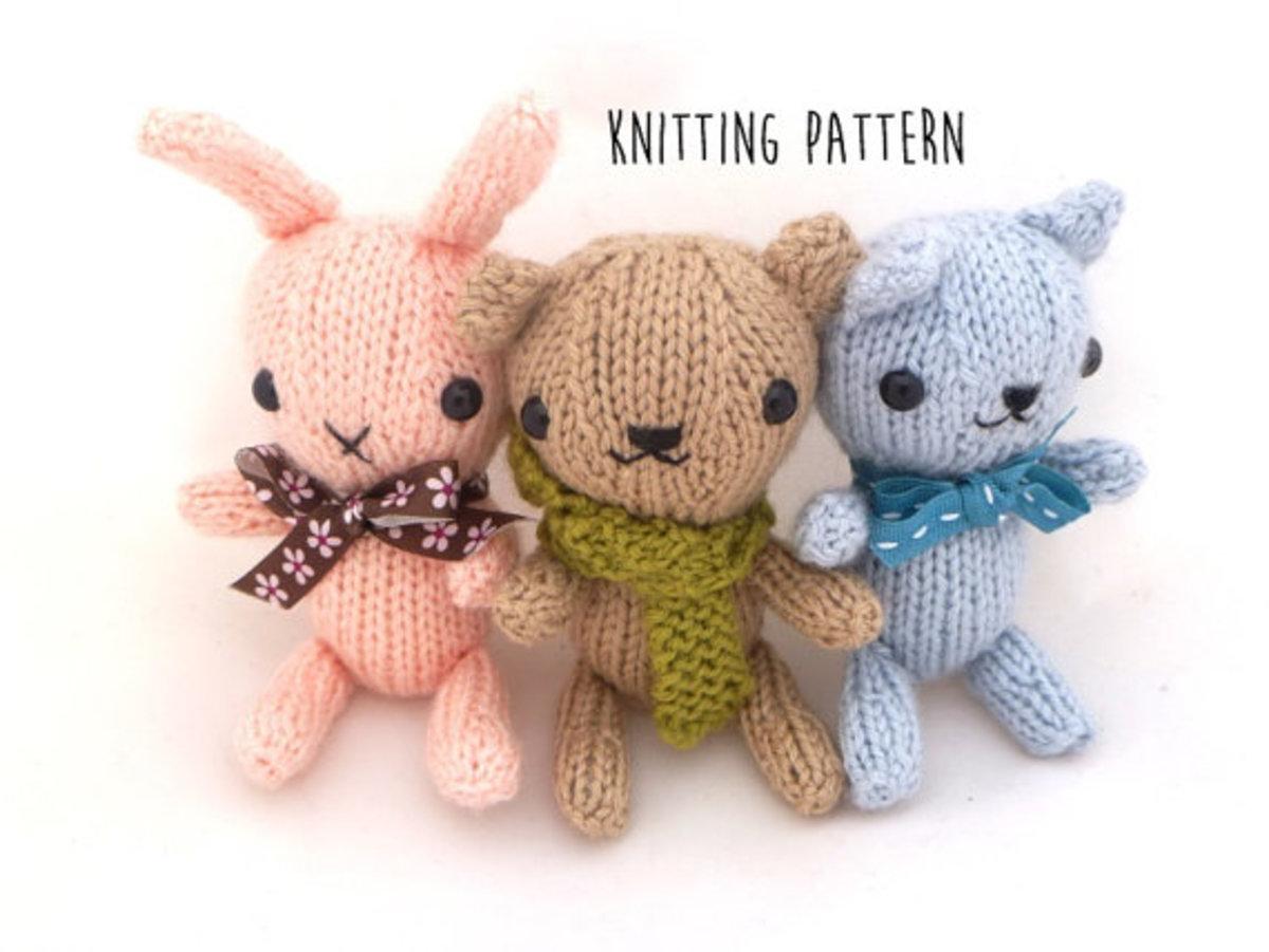 Amigurumi Animals Susan Yeates : Nifty Handmade Knits