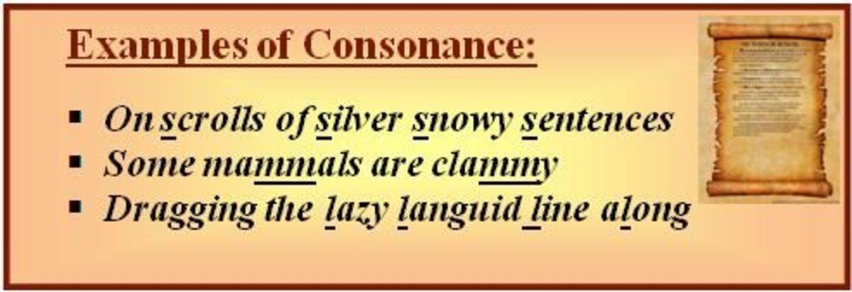 Consonance definition