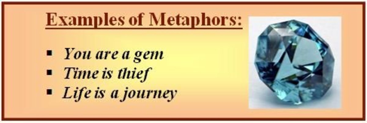 Metaphor example