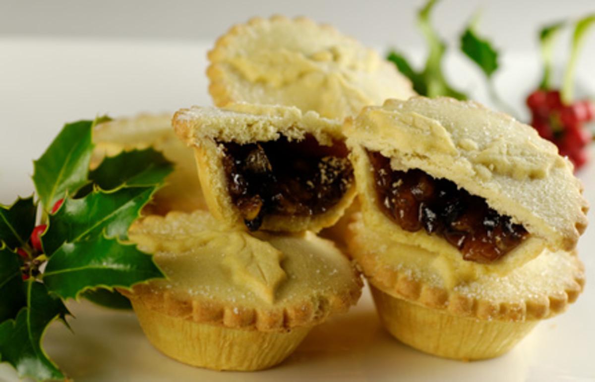 Mince pies. Image:  Calbo - Fotolia.com